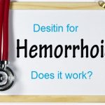 Desitin for hemorrhoids