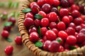 Cranberries for hemorrhoids