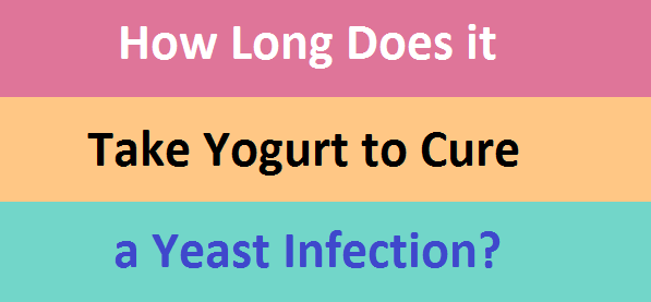 How Long Does it Take Yogurt to Cure a Yeast Infection