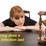 Do yeast infections go away on their own?