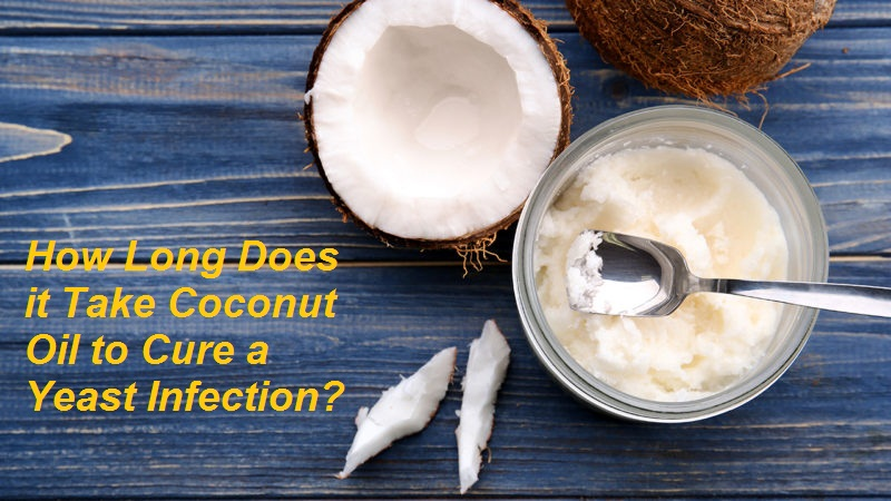 how to use coconut oil to cure a yeast infection